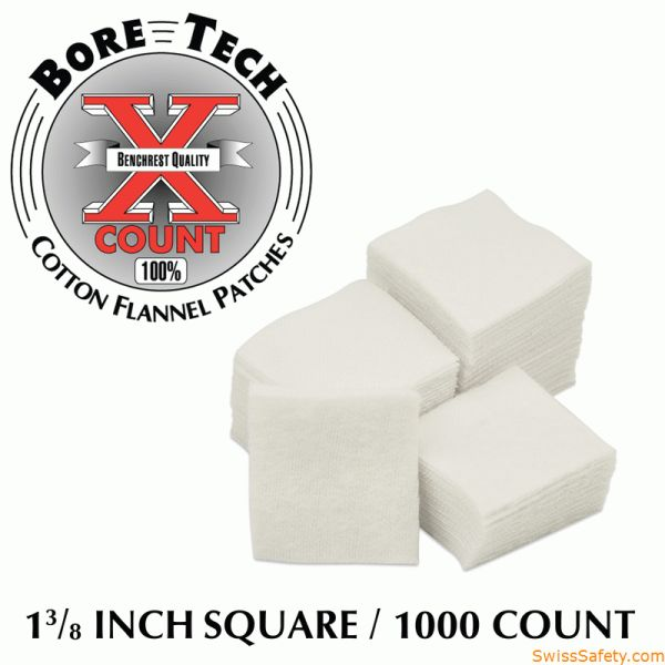 Bore Tech X-Count™ Patch 1 3/8