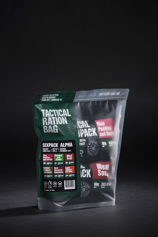 Tactical Foodpack® SixPack ALPHA