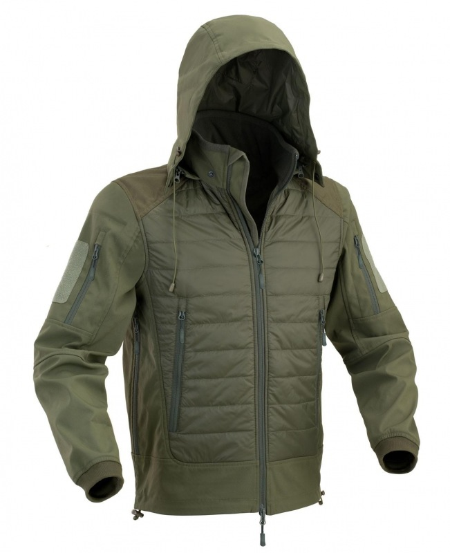 DEFCON 5 Urban Shell Jacket