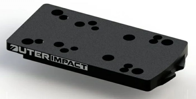 Outerimpact Red Dot Adapter SIG P320-M17